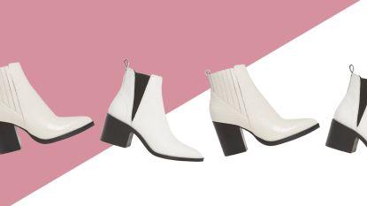 These boots are made for walking: de leukste witte laarsjes voor de lente