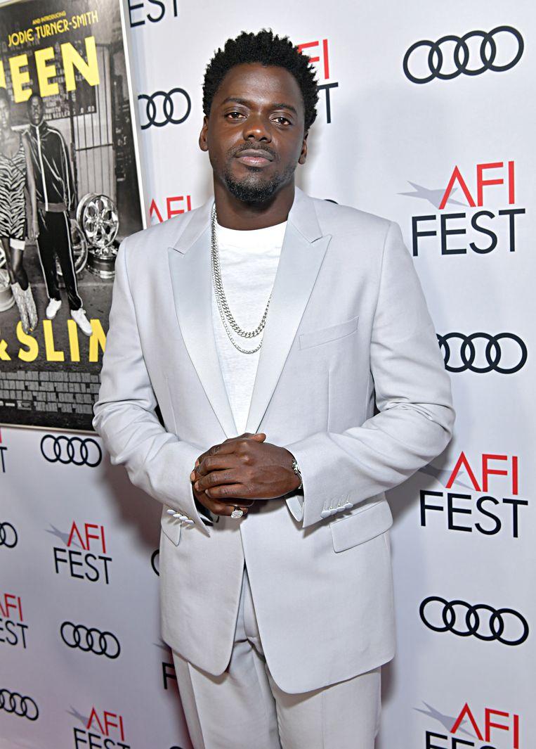 Daniel Kaluuya, genomineerd voor zijn bijrol in Judas and the Black Messiah. Beeld Getty Images