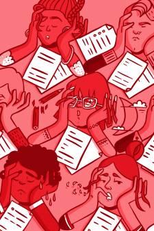 Blokkeren door de spanning: het kan gewoon iedereen overkomen