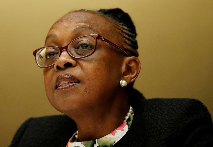 Matshidiso Moeti, regionaal directeur voor Afrika bij de WHO.