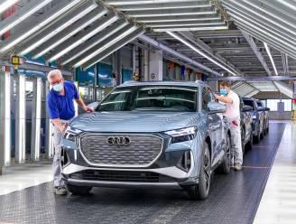 Over vijf jaar zijn alle nieuwe Audi-modellen elektrisch, maar voor China wordt een uitzondering gemaakt