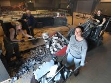 Club Rodenburg na een jaar weer open: 'We zijn gelijk al hartstikke druk'