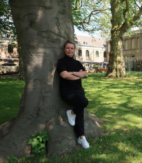 Saskia Trossèl woont én werkt in het centrum: 'Vijftig bezichtigingen voor een flatje is gewoon geworden'