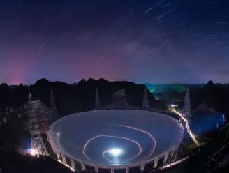 Gigantische Chinese telescoop is klaar