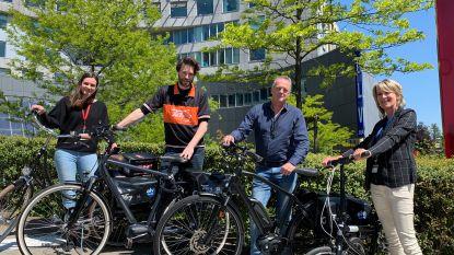 Groepsaankoop fietsen groot succes bij personeel OLV-ziekenhuis: 134 personeelsleden voortaan met de fiets naar het werk