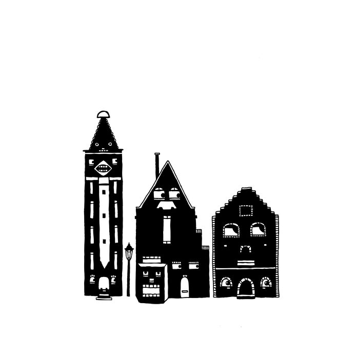 Meer dan 75 procent van de Amsterdammers woont in een gemengde wijk.