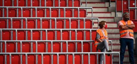 Les stewards pourront également contrôler le Covid Safe Ticket dans les stades