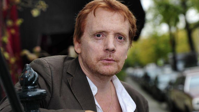 Portret van filmmaker Eddy Terstall, schrijver van De dood van Theo van Gogh. Beeld anp