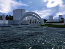 Studenten ontwerpen spectaculair ogende brug voor Nijmegen