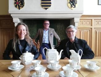 Uit deze kopjes drink je beter geen koffie meer: na ruim 100 jaar keert 'Metjes servies' terug naar Diksmuide