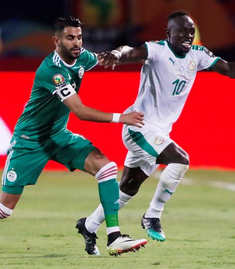 Wordt Mahrez of Mané de held van de Afrika Cup?