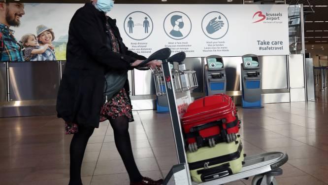 Brussels Airport in april nog altijd maar op tiende van normale aantal passagiers