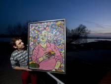 Kunstenaar Twan de Vos uit Wageningen overleden