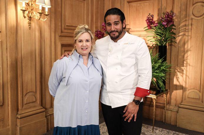 """Mohamed, le protégé d'Hélène Darroze, a remporté la douzième saison de """"Top Chef"""" face à Sarah, de la brigade de Paul Pairet."""
