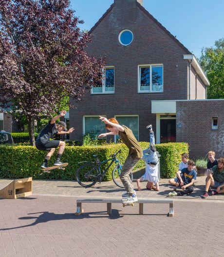 Jongeren uit Valkenswaard en Dommelen willen een eigen skatepark, geen hangplek