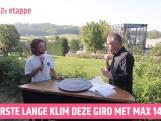 Voorbeschouwing: 'Als je vandaag niet mee kan, kan er een kruis door de Giro'