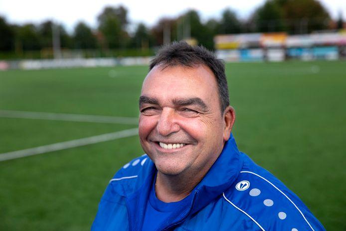 Ger Demin trainer UNA Veldhoven