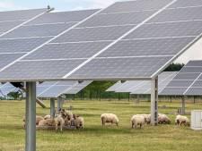 'Ontzie de natuur in Zuid-Holland in het streven naar duurzame energie'