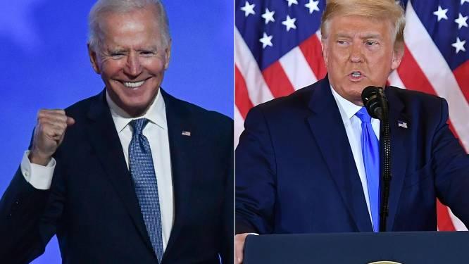 Nu Trump dreigt met juridische stappen en beide kandidaten overtuigd lijken van winst: hoe moet het verder met verkiezingen in VS?