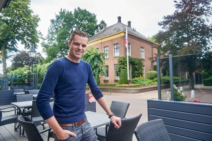 Mike Versantvoort van Eethuis De Reiger .