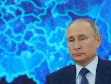 """Poutine accuse les Occidentaux d'utiliser Navalny pour tenter """"d'endiguer"""" la Russie"""