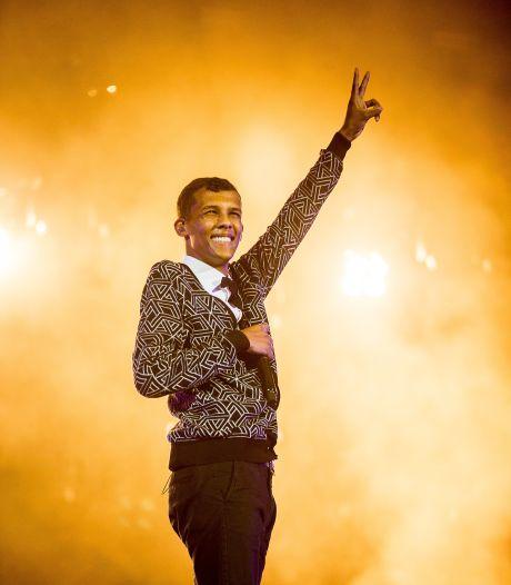 Stromae fait son grand retour sur scène