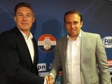 Bastiaan Riemersma hoofd jeugdopleiding Willem II