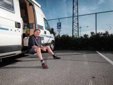 Camperaars genieten in Westervoort: 'Dit is echt luxe, hoor'