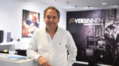 """De Langste Dag is meteen ook de laatste dag voor Leuvense winkel Verbinnen. """"Uitverkoop is begonnen"""", zegt Chris Verbinnen."""