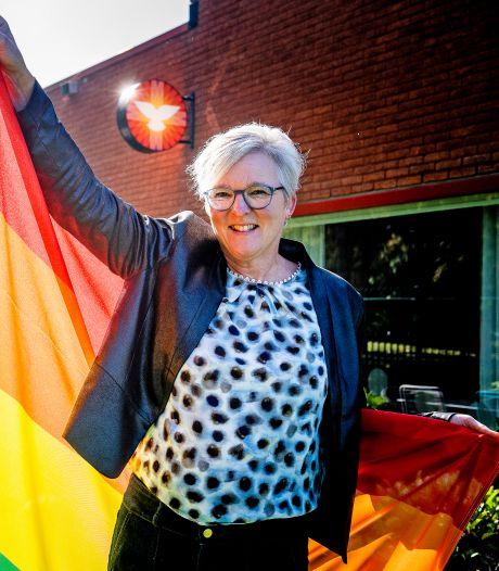 In de protestantse kerk van Lyonne zijn homo's en transgenders júist van harte welkom