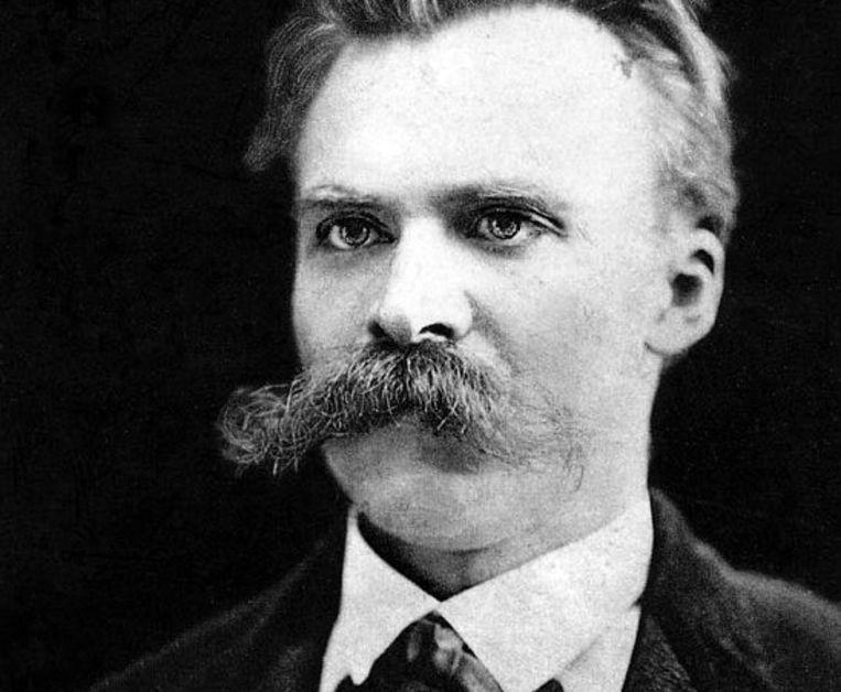 Nietzsche Beeld