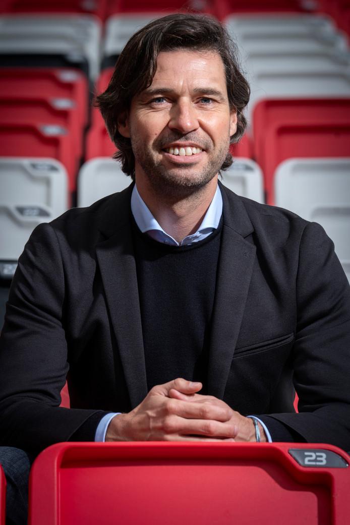 Technisch directeur van PSV John de Jong.