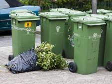 Gft-containers Tubbergen niet opgehaald door Rova