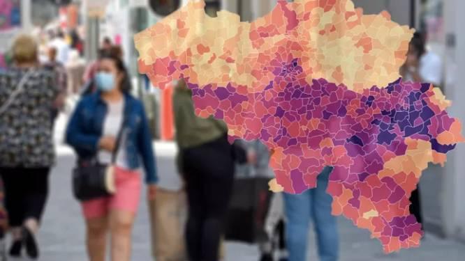 """Vilvoorde gaat grens van 1.000 besmettingen over: """"Dinsdag nieuwe maatregelen op basis van beslissingen federale overheid"""""""