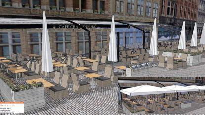 """Markt schreeuwt om nieuwe terrassen: """"Maar we krijgen geen toestemming"""""""
