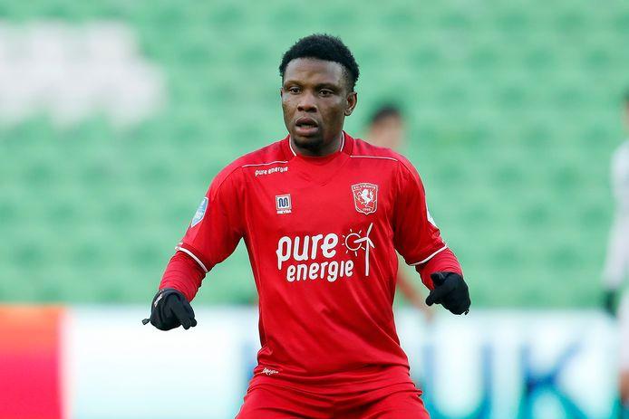 Issah Abass maakte afgelopen zondag zijn debuut voor FC Twente.