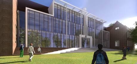 Verbouwing van JvO-gymnasium in Amersfoort vertraagd