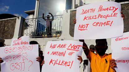 Sri Lanka stelt omstreden executies uit tot 30 oktober
