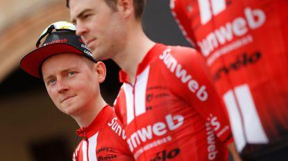KOERS KORT. Michiels 17de in WB mountainbike - Oomen houdt heupbreuk over aan val in Giro