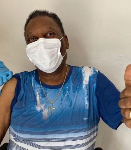 Pelé est sorti des soins intensifs