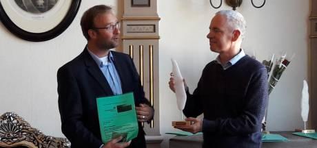 Paul Bezembinder wint gedichtenwedstrijd Meierijstad 75 jaar Herdenken & Bevrijden