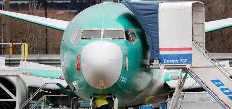 Boeing schort productie 737 MAX tijdelijk op