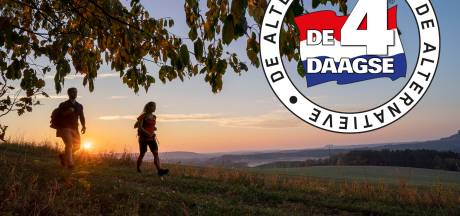 Tóch nog Vierdaagse lopen deze zomer: er komt een alternatief<br><br><br>