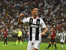 Cristiano Ronaldo bezorgt Juventus de Supercoppa Italiana