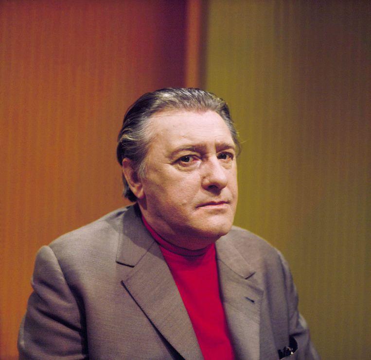 De Vlaamse schrijver Louis Paul Boon (1912-1979) krijgt een literatuurprijs naar zich vernoemd. Beeld Hollandse Hoogte / ANP Kippa