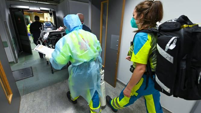 OVERZICHT. Druk op ziekenhuis nog steeds groot, aantal overlijdens neemt fors toe