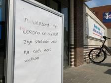 Oldenzaalse supermarkten weren scholieren tijdens 'pauze-spits': 'Irritant dat het zo moet'