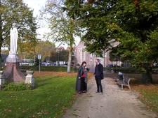 Veerle Slegers laat Bas donderdag haar mooiste plekje van Tilburg zien
