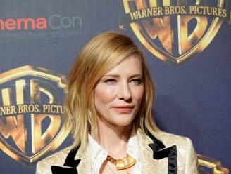 """Ook Cate Blanchett was een slachtoffer van Weinstein: """"Hij richtte zich, zoals de meeste roofdieren, op de kwetsbaarste prooi"""""""
