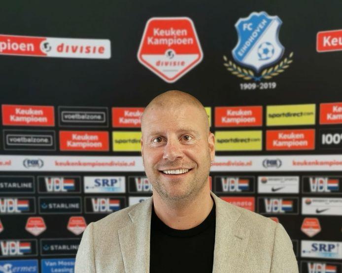Olof van Gelder  zaalvoetbalvereniging  FC Eindhoven